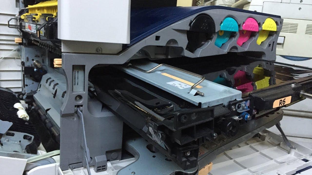 Xerox Workcentre Intermediate Transfer Belt Cleaning Xerox