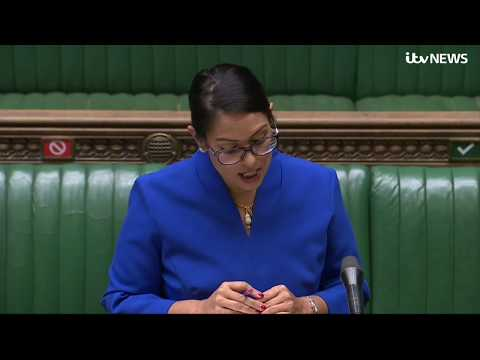 Live: Priti Patel outlines details of coronavirus quarantine rules at UK border - 3 June