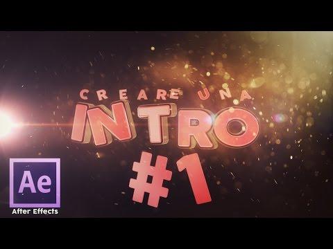 Creare una bella Intro per i  video  | After Effects CS5  • Parte 1