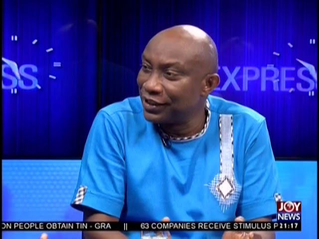 Banks race to recapitalise - PM Express Business on JoyNews (13-12-18)