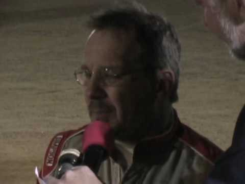 Trail-Way Speedway 358 Sprint Car Victory Lane with Dale Hammaker 4-09-10