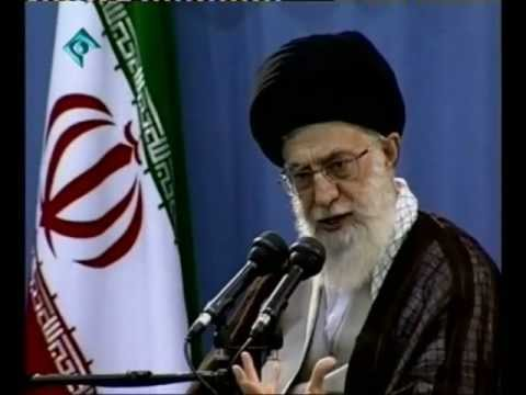 Seyed Ali Khamenei Meets Economic Experts - August 18, 2011 - 3/3