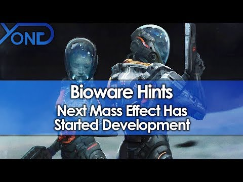 Bioware Hints Next Mass Effect Has Started Development