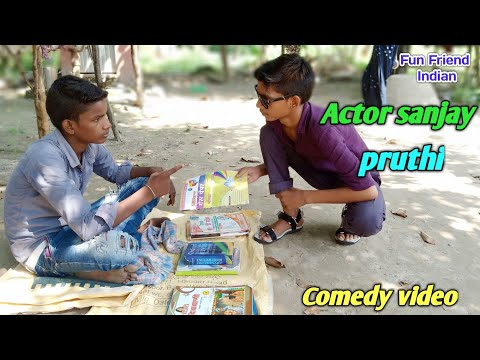 Actor sanjay pruthi ।  comedy video । Fun Friend Indian