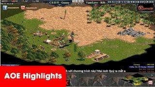 AOE HighLights - Có thể bạn chưa biết, Persian đánh bài tàu phũ hơn Shang