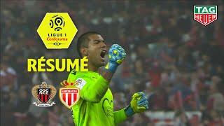 OGC Nice - AS Monaco ( 2-0 ) - Résumé - (OGCN - ASM) / 2018-19