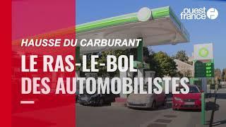 Prix du carburant : la hausse de trop pour les automobilistes