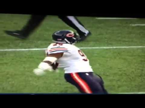 NFL player tries the Cristiano Ronaldo celebration and ends up picking a serious knee injury!
