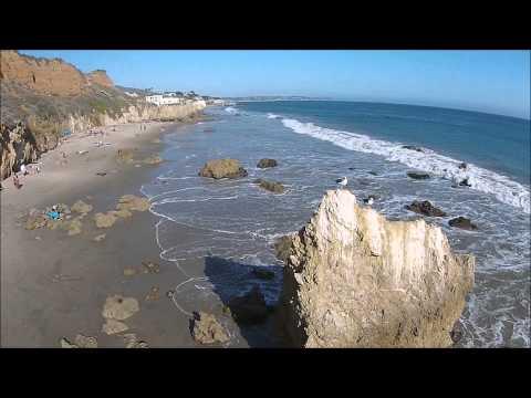 EL MATADOR STATE BEACH MALIBU CA