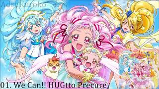 Download Video HUGtto Precure OP - We Can!! HUGtto Precure (FULL) MP3 3GP MP4