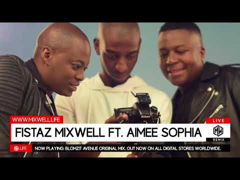 Fistaz Mixwell Ft  Aimee Sophia - Voices (Blomzit-Avenue Original)