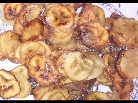 Чипсы банановые - Калорийность сухофруктов худеющим