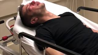 NJ cop beats helpless man in hospital - Video sent him to prison