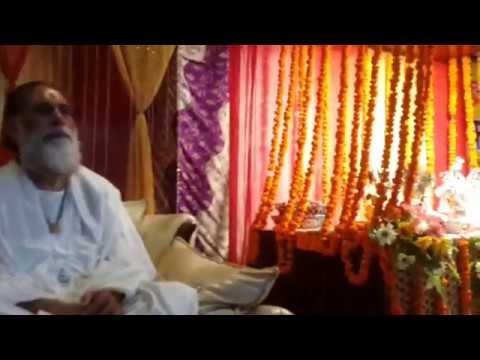 Dhata tera naam likhya e meri sansan te by Pawan Gumber at Pathankot Swami Gyananand ji