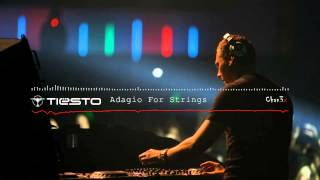 DJ Tiesto - Adagio For Strings  + Audio Effect Full HD