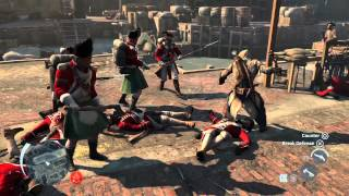 boston commented gameplay walkthrough   assassin s creed 3 north america
