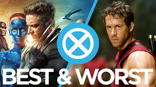 The Best & Worst X-Men Movies Ranked : Movie Feuds ep128