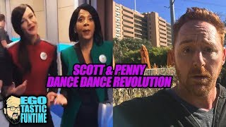 The Orville's Penny and Scott Dancing Montage ft. Jessica Szohr & Halston Sage