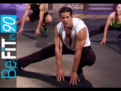 Sports Stretch & Flexibility Workout by BeFit in 90