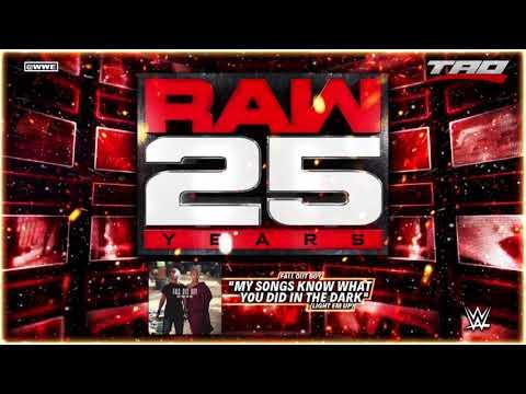WWE: RAW 25 -
