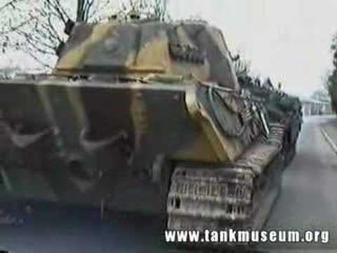 Towing The Tiger 2 King Tiger 104 Youtube