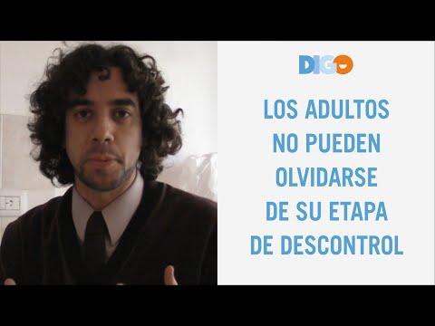Adolescentes y adultos, por Casper Uncal - DIGO