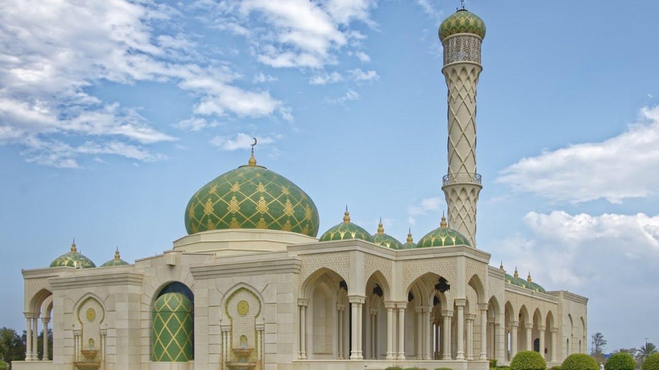 Masjid Al Zulfa | Seeb | Muscat | Oman | The Royal Guards of Oman Mosque - YouTube