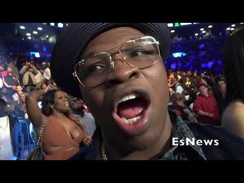 Must SEE Kenny Porter Scores Broner Vs Vargas It's Not A Draw EsNews Boxing