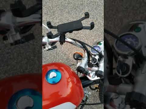Download Prepped YX 140cc Gorilla Bike Z50J Style