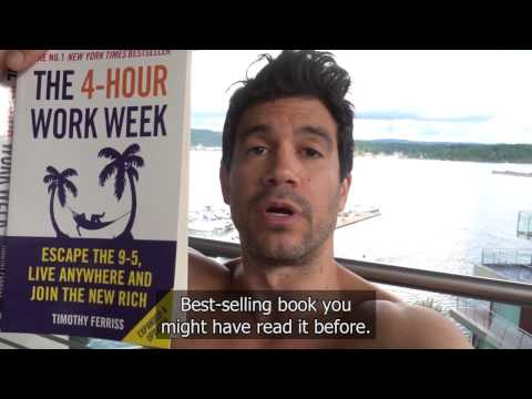 Tai Lopez Reviews The Book : The 4 Hour Workweek by Timothy Ferriss