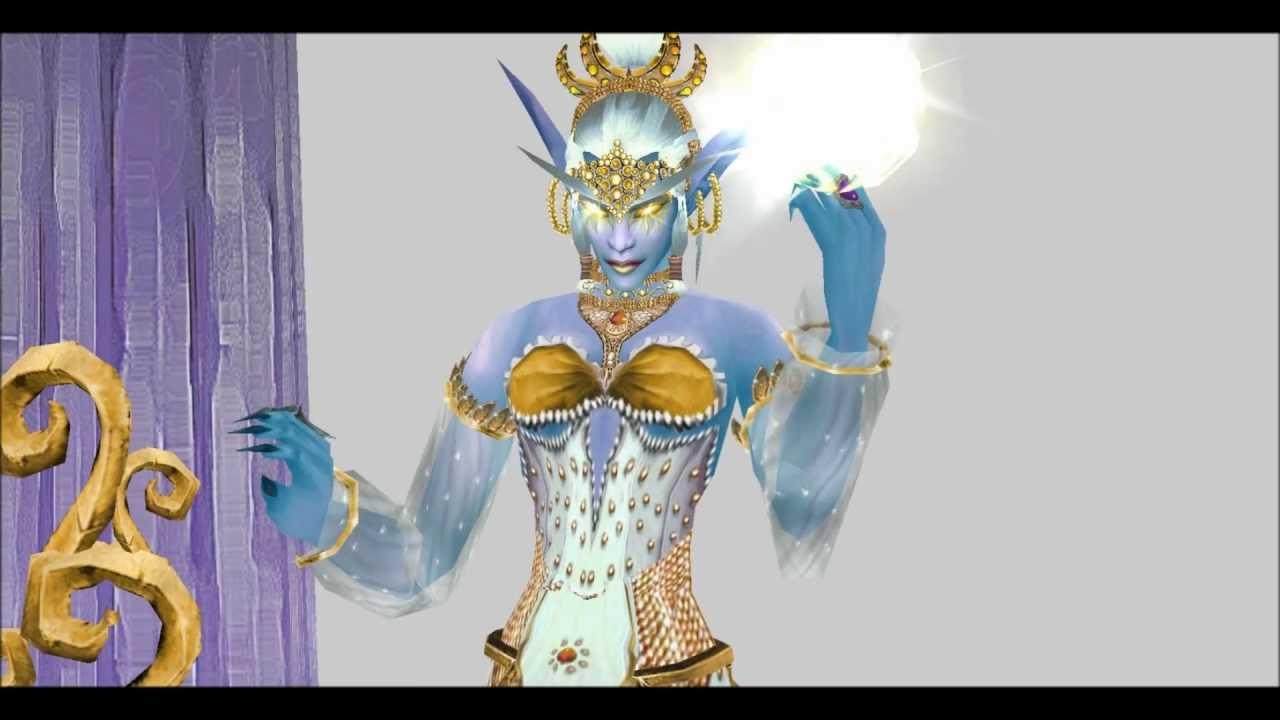 Queen Azshara 47 Youtube