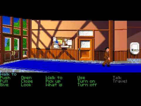 Dos Games: Indiana Jones and the Last Crusade: The Graphic Adventure