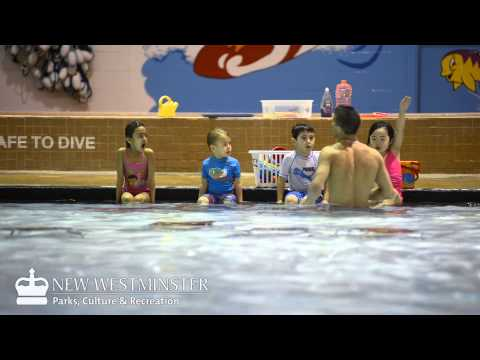 Canada Games Pool Swimming Lessons
