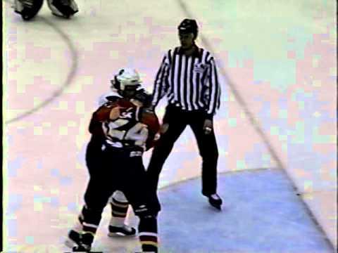Jeremy Thompson vs Jeff Rask WPHL Dec 4/97