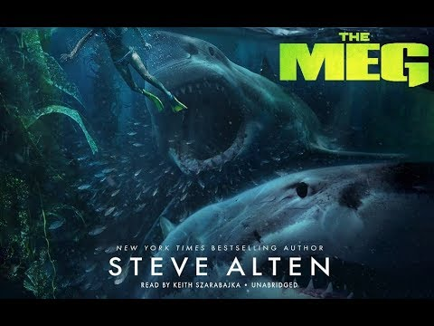 Are There Two Megalodon Sharks?    The Meg [2018] Movie.