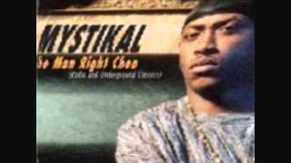Mystikal-Man,Right Chea!!! {Screwed}