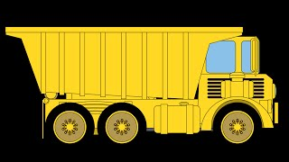 Construction Toy Trucks And Garbage Trucks For Children At Work By Jeannetchannel