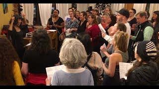 Crowdsource Choir Sings Benny and the Jets by Elton John