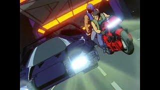 Revenge Road - Eurobeat AMV - Speedy Speed Boy
