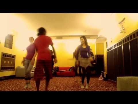 Африканские танцы с Виктором Бонго