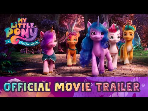 Download MY LITTLE PONY   Official Trailer   eOne Films