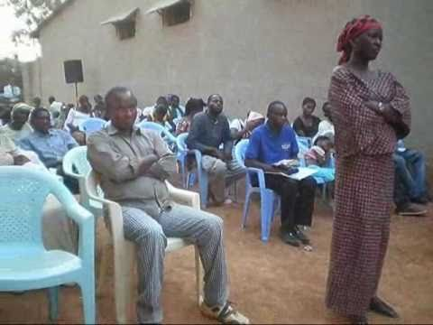 Congo raw video footage - Part 1 Sept 2010