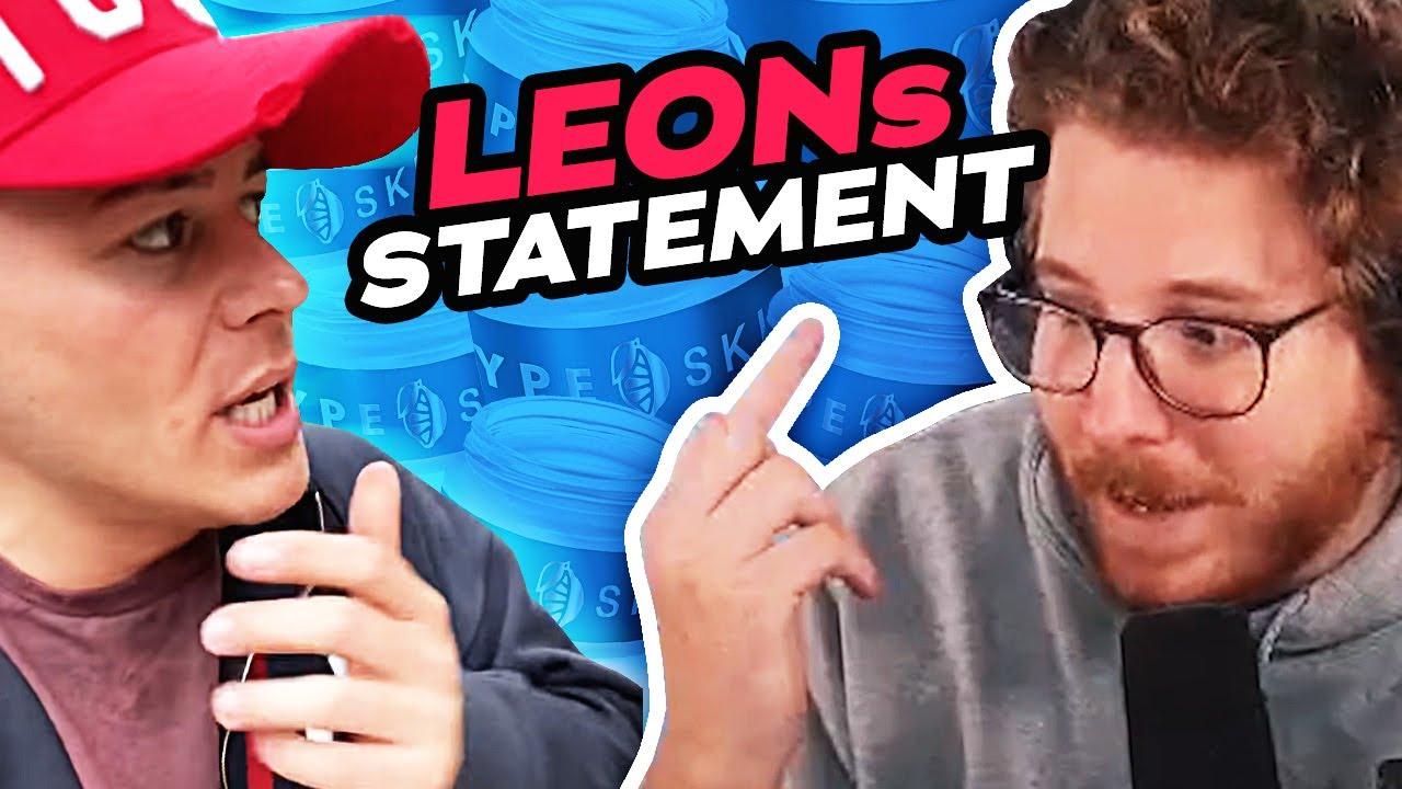 Download Unge REAGIERT auf Leon Machères STATEMENT   #ungeklickt