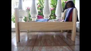 Ag Review : Ikea Doll Bed !