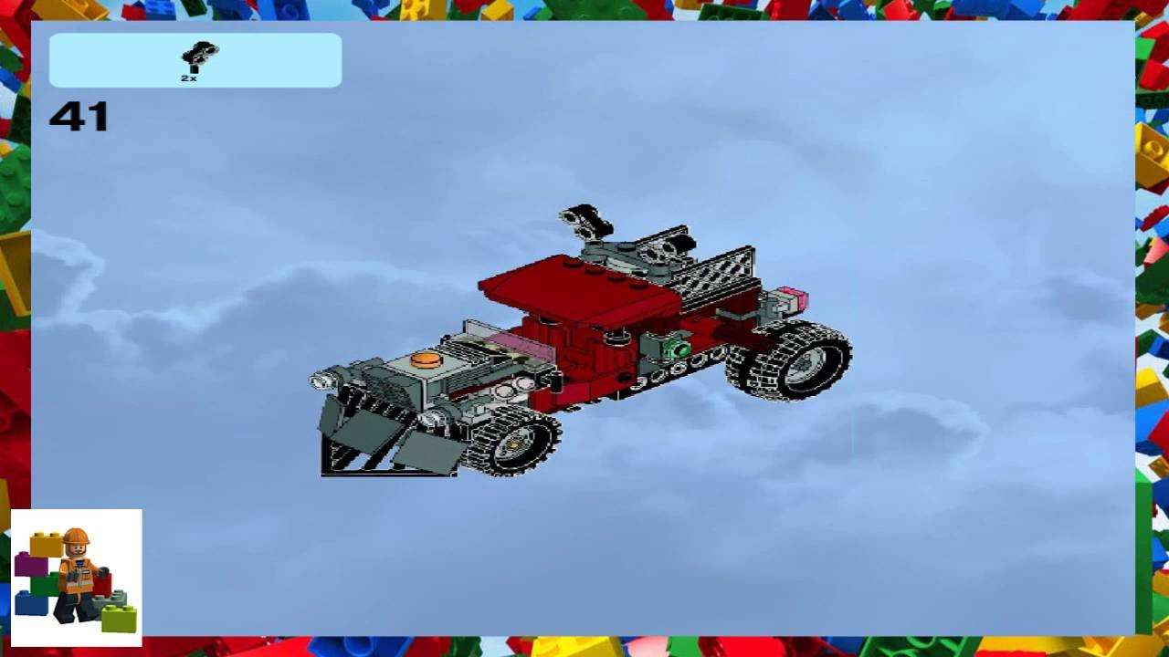 Lego Instructions Monster Fighters 9465 The Zombies Youtube