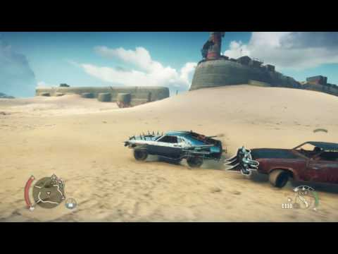 Mad Max Game: I'm Coming To Tow You Away  