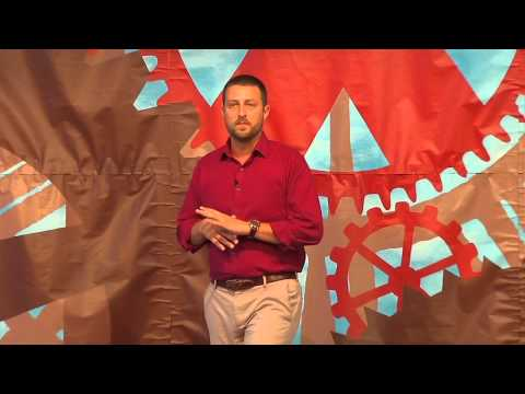 Psychology Professor & Substance Abuse Counselor | Andrew Assini | TEDxPittsburghStatePrison