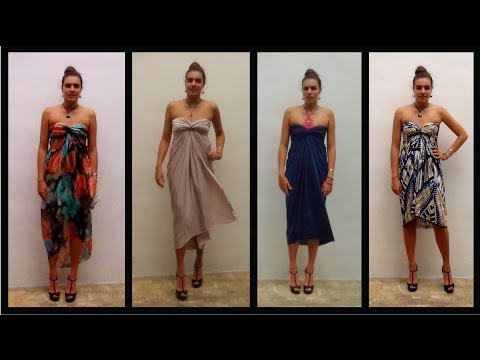 Telas estampadas para vestidos elegantes
