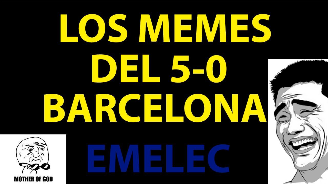 Memes Emelec