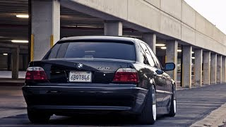 BMW 7 Series E38 1995–2001 / Тест драйв / Обзор